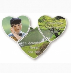 ADJOINT HEART CERAMIC PHOTOS PGH