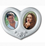 ADJOINT HEART CERAMIC PHOTOS PGI