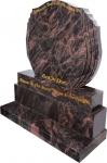 INDIAN AURORA GRANITE MEMORIALS HEADSTONES